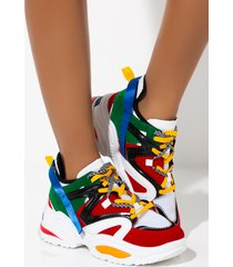 akira cape robbin next track chunky sneaker