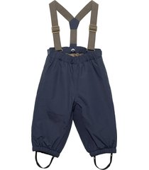 wilas suspenders pants, m outerwear snow/ski clothing snow/ski pants blå mini a ture