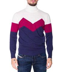 kangra merino wool turtleneck shirt