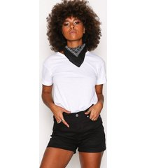 dr denim jenn shorts shorts black