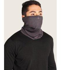 bufanda tipo cuello estampado-uni