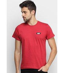 camiseta camaro mini shield masculina