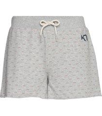 traa shorts shorts flowy shorts/casual shorts grå kari traa