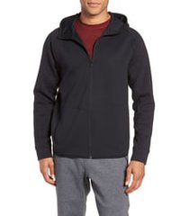 men's zella blocked performance zip hoodie