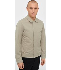 premium by jack & jones jprlock jacket bla jackor ljus brun