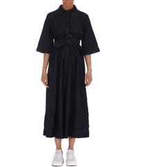 parosh chambray dress