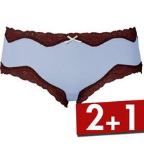 triumph brief micro and lace hipster 15 * gratis verzending *