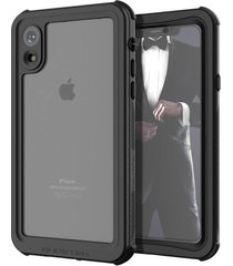 estuche protector ghostek nautical 2 iphone xr - negro