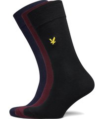 lincoln underwear socks regular socks multi/mönstrad lyle & scott