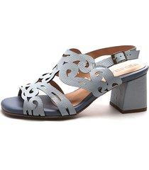 sandalia azul adelina/002867