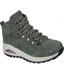 botin verde uno rugged rugged one skechers