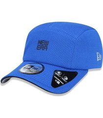 bonã© new era runner new era brasil aba curva royal - azul - masculino - dafiti