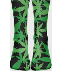 skarpetki za kostkę fullprint (36-40) marihuana