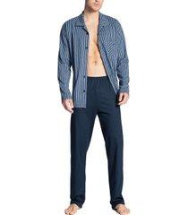 calida relax imprint buttoned pyjama * gratis verzending *