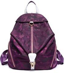 mochilas/ diseño auriculares función mochilas-púrpura