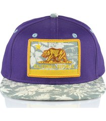 gorra violeta official monarch