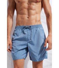 calzedonia men's swim trunks formentera man blue size xxl