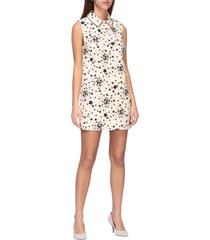elisabetta franchi dress elisabetta franchi dress with all over stars