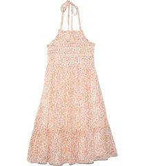 ottawa dress in vanilla foam