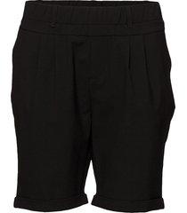 jillian bermuda pant bermudashorts shorts svart kaffe