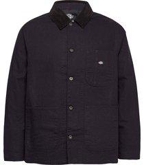 baltimore jacket jeansjack denimjack zwart dickies