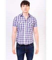camisa lila abso city