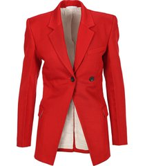 peter do fitted waist jacket