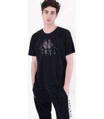 camiseta hombre authentic estessi slim - kappa