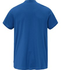 pyjamashirt van jockey blauw