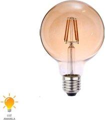 lâmpada de filamento e27 led g95 6w 2200k bivolt - 31062602 - germany - germany
