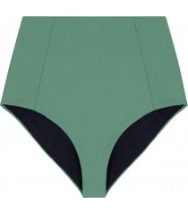 bikini dół dusty sage green