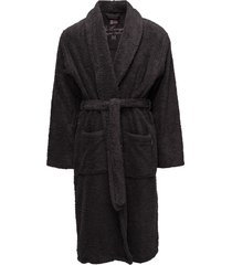 lexington original bathrobe ochtendjas zwart lexington home