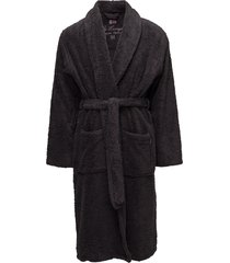 lexington original bathrobe badjas zwart lexington home