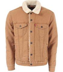 mens type 3 sherpa jacket
