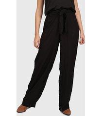 pantalón negro felisa lazo