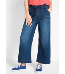 7/8 high waist jeans loose fit