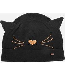 ted baker women's yleni cat hat - black
