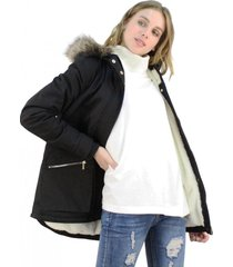 chaqueta londres negra jacinta tienda