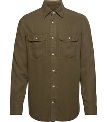 alf 5408 overhemd casual groen nn07