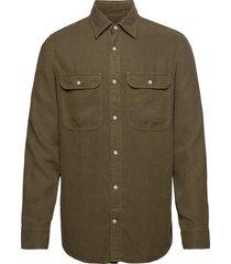alf shirt 5408 overhemd casual groen nn07