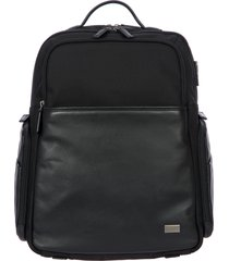 bric's monza large backpack - black