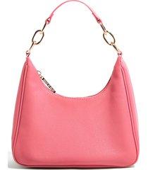 house of want newbie vegan leather shoulder bag - pink