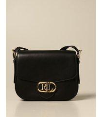 lauren ralph lauren crossbody bags lauren ralph lauren leather shoulder bag