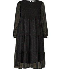 klänning jroliva ls midi dress