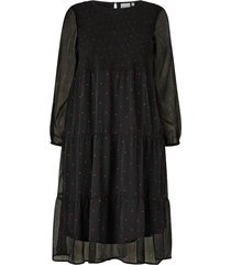 klänning jroliva ls midi dress