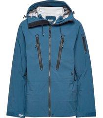 gansu jacket outerwear sport jackets blå 8848 altitude
