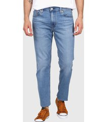 jean azul levi's  511 slim fit coolmax