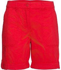 casual shorts shorts flowy shorts/casual shorts röd brandtex