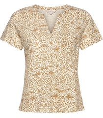 gesinapw ts blouses short-sleeved creme part two