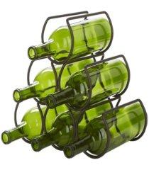 mind reader free standing wine rack